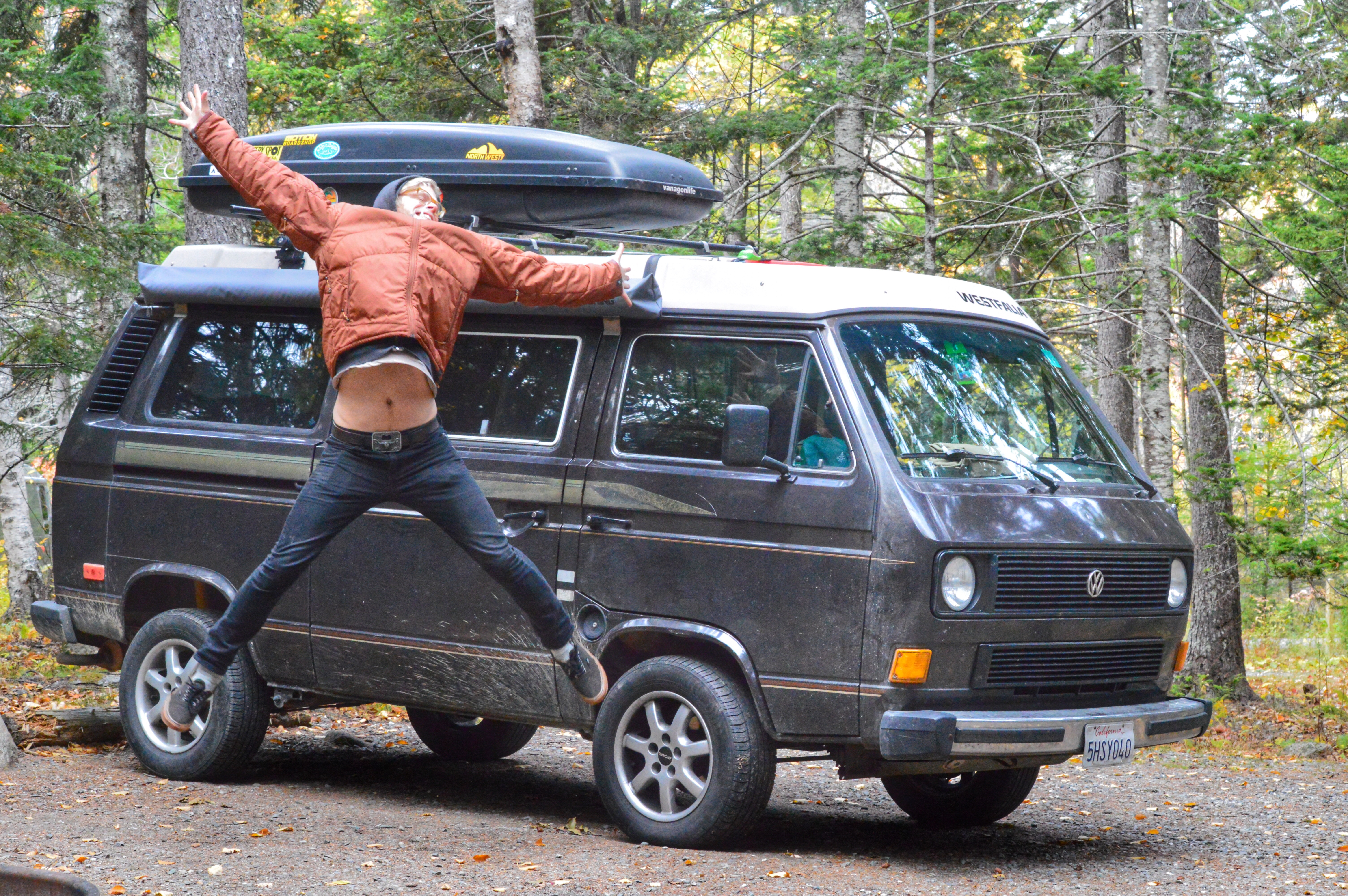 Vanlife Archives - ADVENTURES WITH MUDDY: